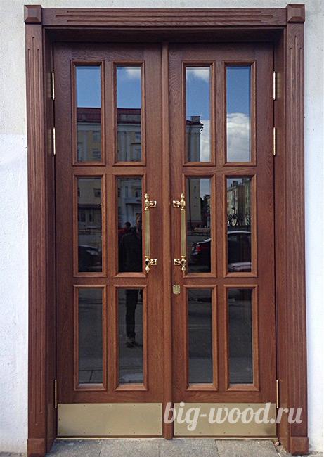 Двери из массива Ольхи межкомнатные, деревянные